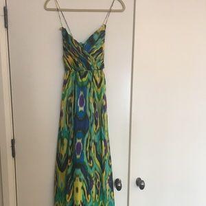 Shoshanna Size 4 Silk Dress